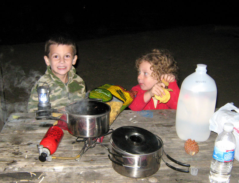 Camping 10.29.08