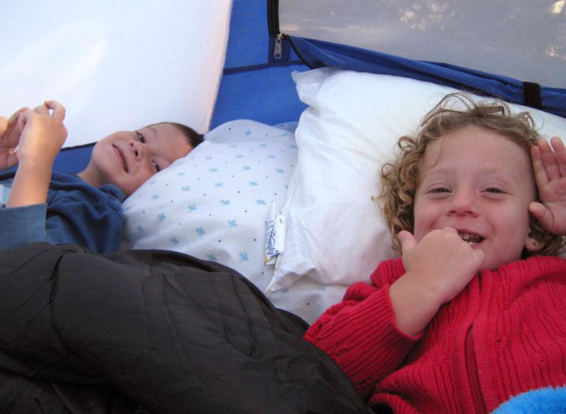 Tent 10.29.08