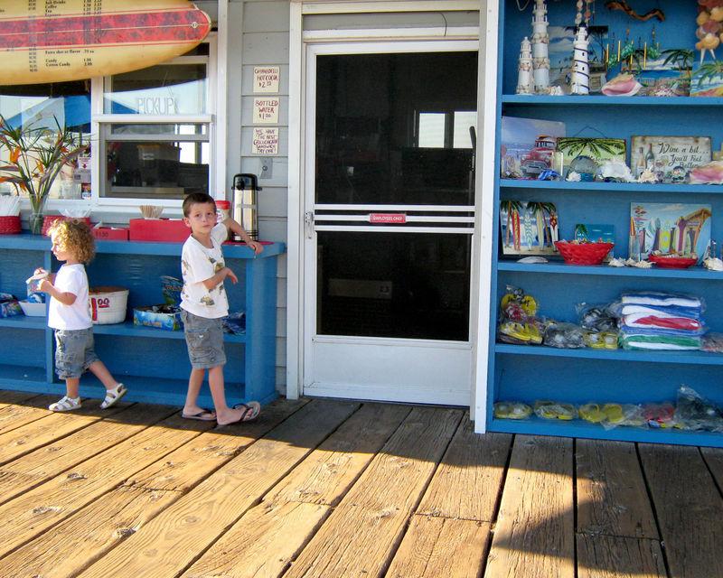 Beach shop 11.08.08