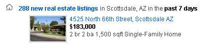 New listings 11,18,08