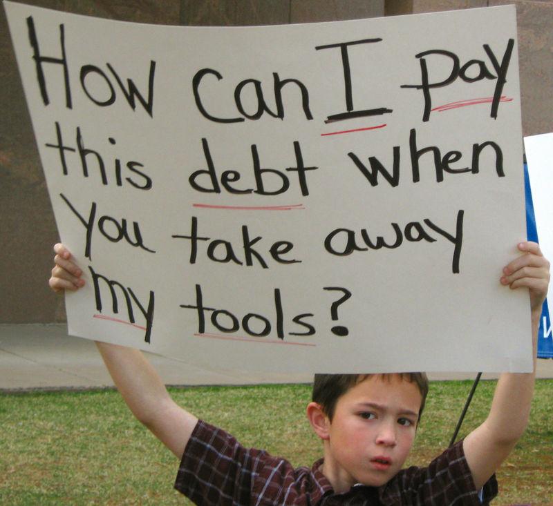 Debt 03.05.09