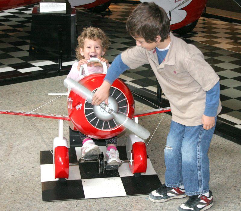 Flight museum 06.14.09