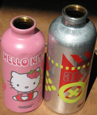Sigg bottles 09.08.09