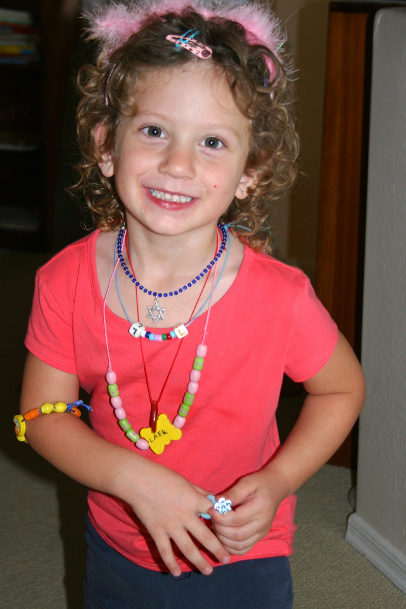 Jewelry girl 10.11.09