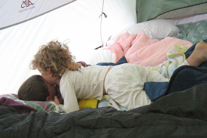 Tent 10.27.09