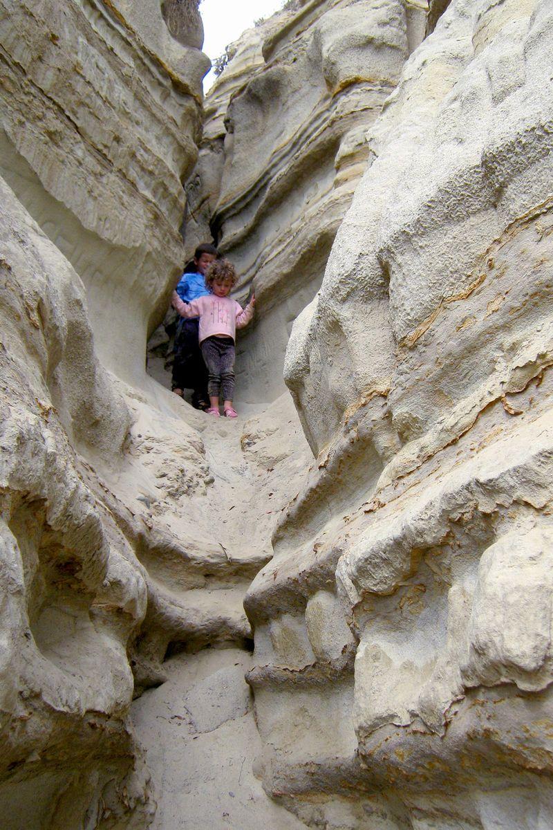 Slot canyon 10.27.09