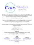 Cybils2011Flyer-Winners