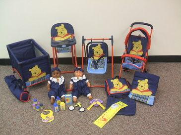 winnie the pooh  art sets